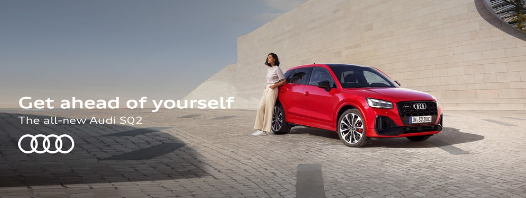 The all-new Audi SQ2 has arrived