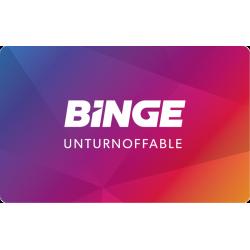 Binge Instant Gift Card - $100