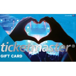 Ticketmaster Instant Gift Card - $100