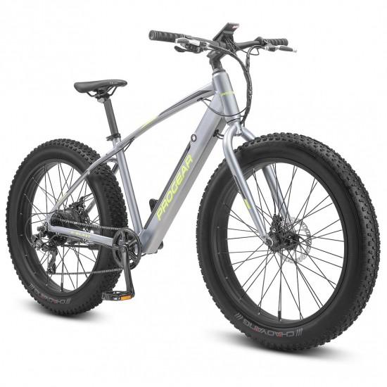 """Progear E-Blast 26"""" Fat Tyre Electric Bike"""