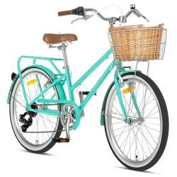 "Progear Pomona Petite 13"" Retro Bike - Mint"