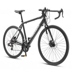 Progear GR-150 Adventure Road Bike - Black